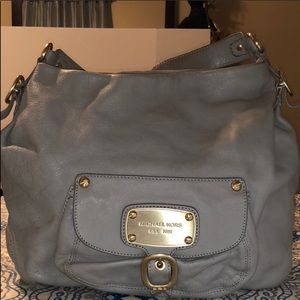 Michael Kors leather Grey